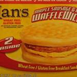 Ian's Wafflewich