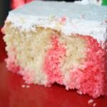 Gluten Free Jello Poke Cake