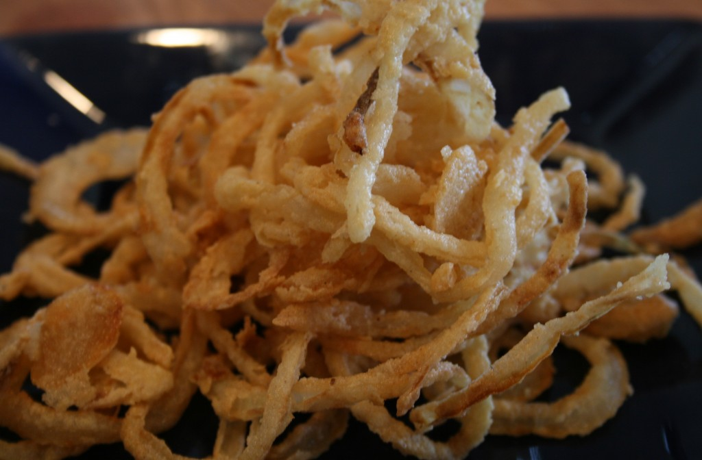 Gluten-Free French Fried Onion Rings | Adventures of a Gluten Free Mom