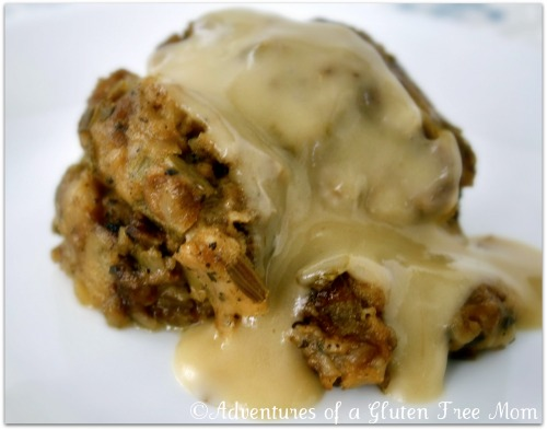 Thanksgiving, Gluten-Free, Sage Dressing, Recipe