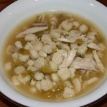 Green Chile Chicken Posole1