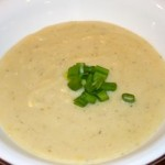 Potato Leek Soup1