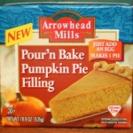 Pour n' Bake Pumpkin Pie Filling