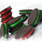 Gluten Free Winter Oreos