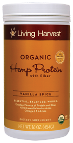 Living Harvest Hemp Protein