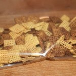 Gluten-Free Chocolate Chex Power Sticks Breakfast Bars