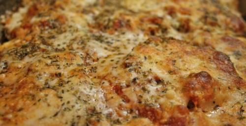 Gluten-Free Eggplant Parmesan | Adventures of a Gluten Free Mom