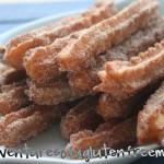 Gluten Free Churros0