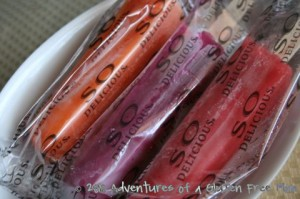 Allergen Free Popsicles5