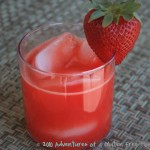Strawberry Agua Frescas