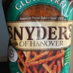 Snyder's of Hanover Gluten-Free Pretzel Review