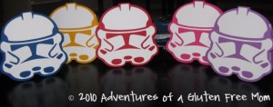 Clone Trooper Party Invitations0
