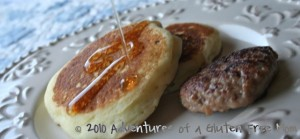 Gluten-Free Bisquick Pancakes0