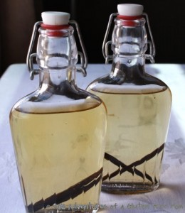 Homemade Vanilla Extract0