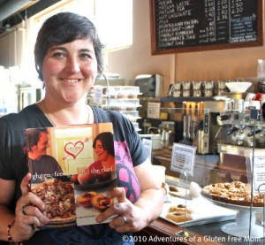 Shauna Ahern at The Flying Apron