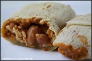 Amy's Gluten Free Burrito7
