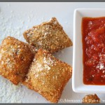 Gluten Free Pizza Rolls and Toasted Ravioli