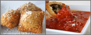 Gluten Free Toasted Ravioli1