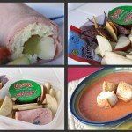 "Lunchbox Fun: Inside Out Sandwiches & Homemade ""Panera Bread"" Tomato Soup"