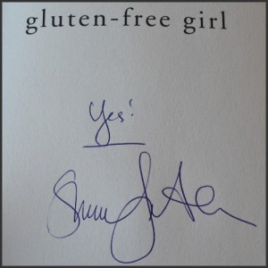 gluten-free girl giveaway