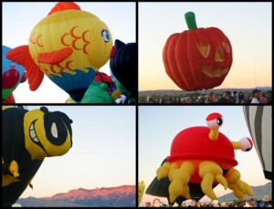 2010 Albuquerque International Balloon Fiesta