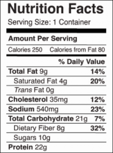 Angus-Beef-Steak-Chili-with-Beans-Nutrition Facts