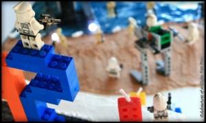 Dye-Free Star Wars Lego Cake3
