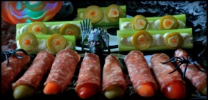 Healthy Halloween Finger Food1