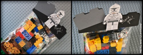 Lego Star Wars Gift Bags Ideas