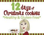 12 Days of Gluten-Free Christmas Cookies (and Giveaway Winners)