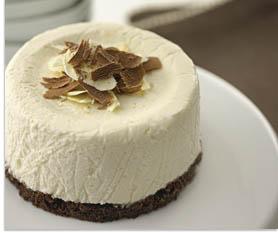 Alouette choco-cheesecake