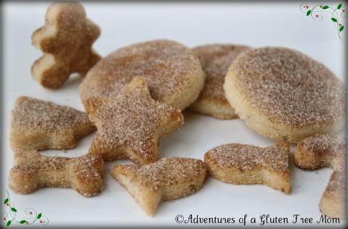 Biscochitos: Gluten-Free, Dairy/Casein-Free & Egg-Free