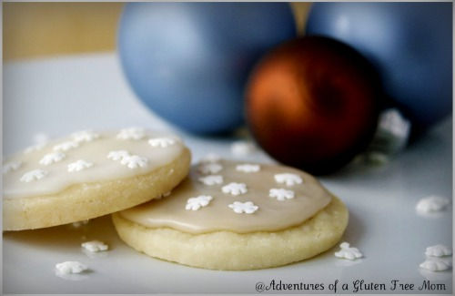 Gluten Free Dairy Free Egg Free Cutout Sugar Cookies3