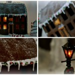 Gluten-Free Vegan Gingerbread House