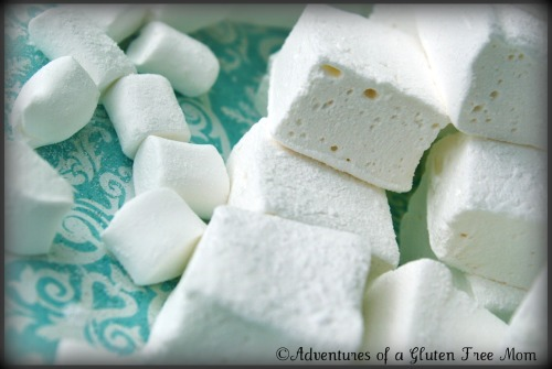 Homemade Marshmallows Corn Free And Egg Free And Heidi S Favorite Dairy Free Hot Cocoa