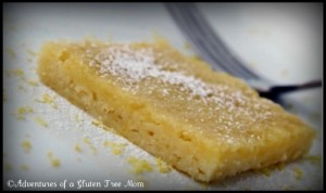 Marion's Smart Delights Vegan Lemon Bars