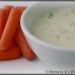 Ranch Dressing: Corn-Free, Dairy/Casein-Free, Egg-Free and Soy-Free