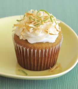 GFCC Lime Cupcakes (image p 54)