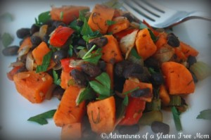 Sweet Potato Hash*