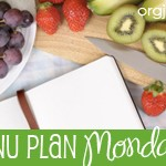Weekly Menu Plan – Week of April 4