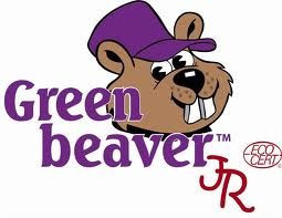 Green Beaver Jr Logo