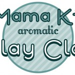 Mama K's Aromatic (and gluten free!) Play Clay, A Review and Giveaway
