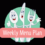 Weekly Menu Plan – Week of June 13 (and a Thank You)