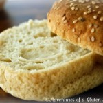 Canyon Bakehouse Gluten Free Hamburger Buns (and a Giveaway!)