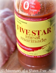 Five Star Natural Marinade