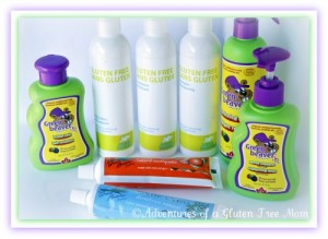 Green Beaver Gluten Free Personal Care Products