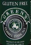 Greens Dubbel Dark Ale Logo