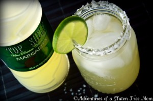 Top Shelf Mixers Margarita
