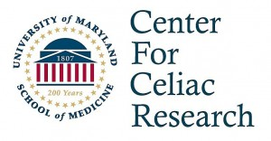 Center for Celliac Research Logo