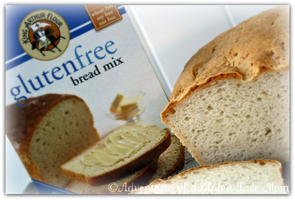 Egg-Free Substitutions for King Arthur Flour's Gluten Free